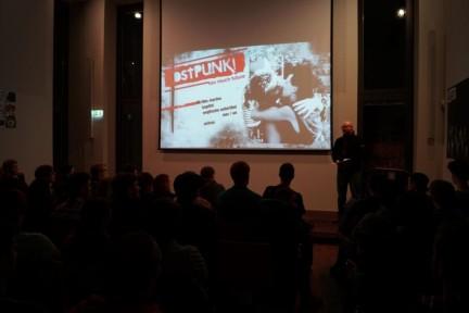 Kino im Kubus: »OstPunk!«