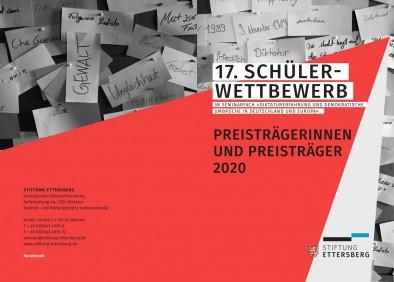 Umschlag Schülerwettbewerb 2020